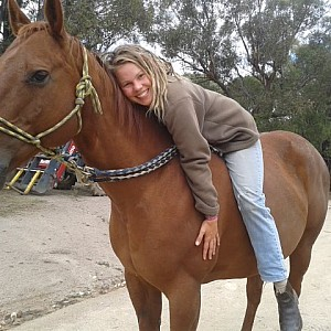 Tessa - One of our best horses